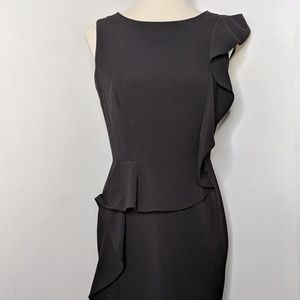 Black Calvin Klein Sleeveless Dress - sz. M